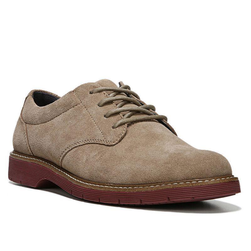Dr. Scholl's Razel Men's Oxford Shoes, Size: medium (10.5), Beig/Green (Beig/Khaki)