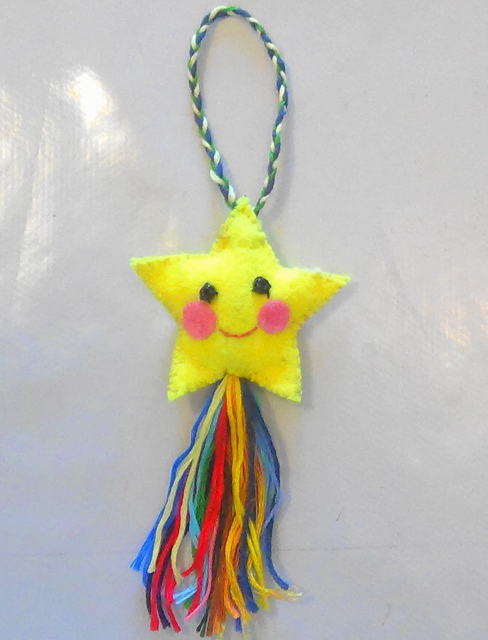 Tuto activit pour enfants fabriquer un gri gri porte bonheur activit pour enfants - Porte bonheur pour voiture ...