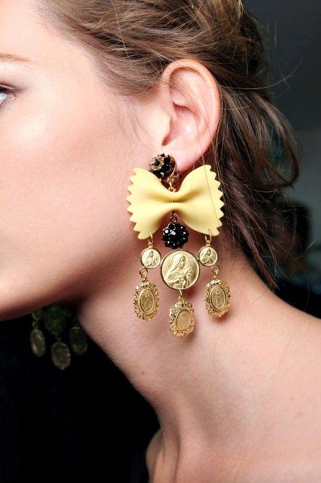 Dolce & Gabbana - Spring 2012
