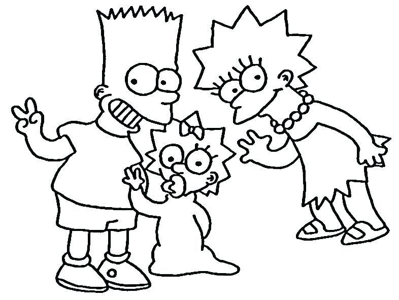 Simpsons Coloriages S A La En Coloriage Imprimer Gratuit Homer Simpson Coloriage Coloriage Dessin Anime Coloriage Enfant