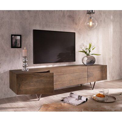 Bloomsbury Market Tv Lowboard Crockett Fur Tvs Bis Zu 78