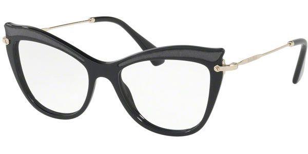 6eee8bb7f5967 Óculos de Grau Miu Miu MU06PV VIE1O1