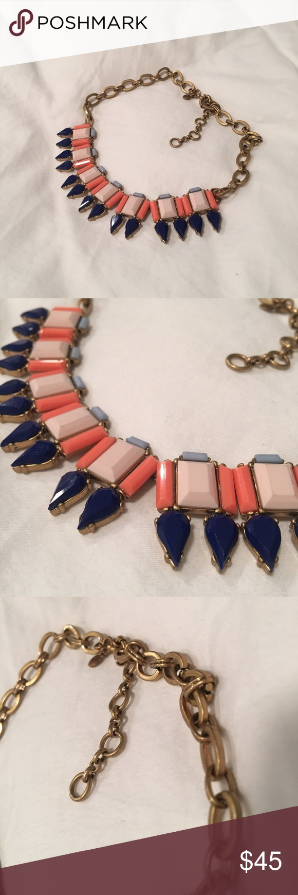 J Crew Necklace Perfect condition, never worn/used Jewelry Necklaces