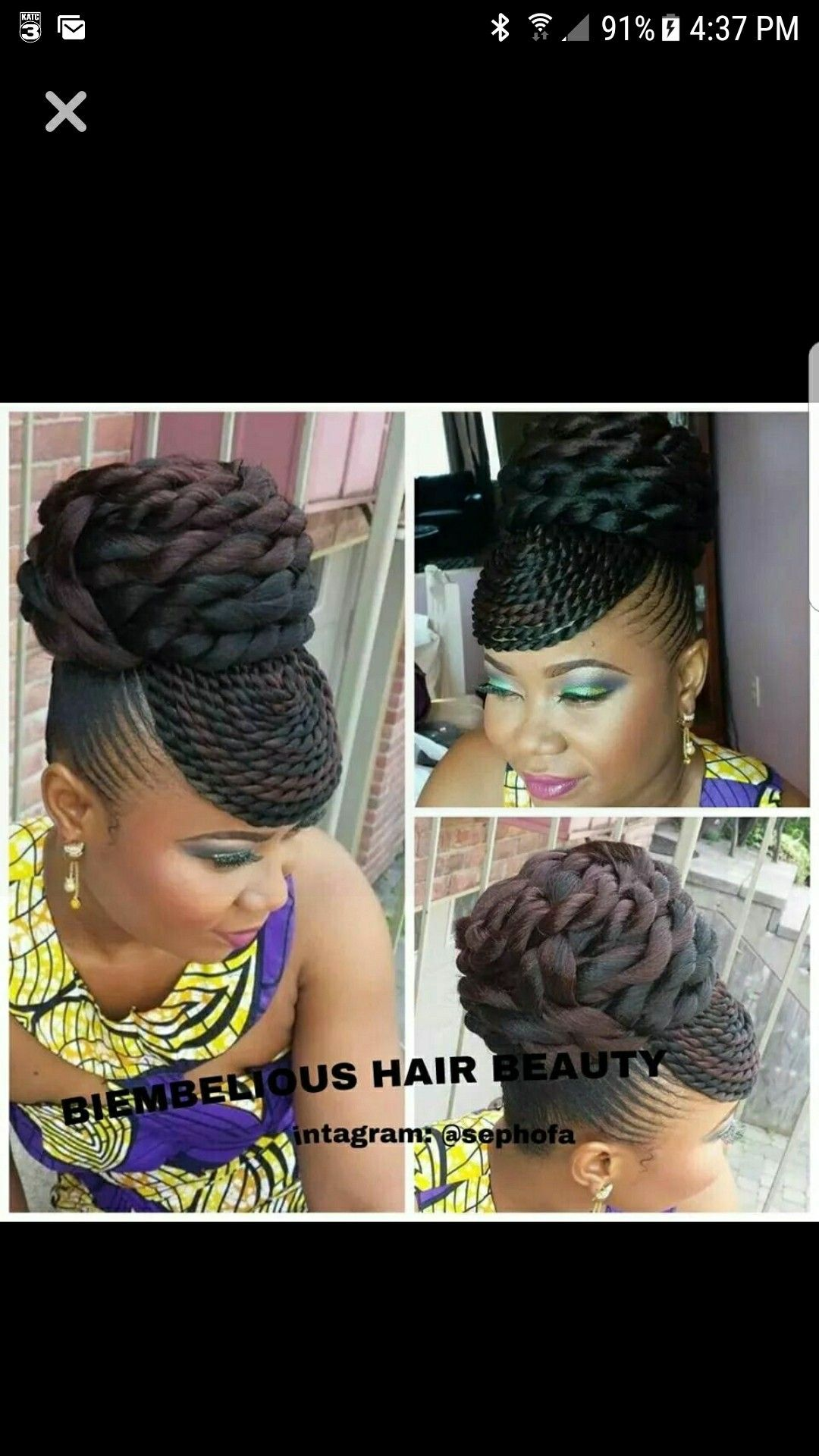 50 Luxury Black Hairstyles Updo