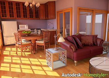 Living Room Design Software Alluring Free Home Design Software And Interior Design Software  Autodesk Inspiration