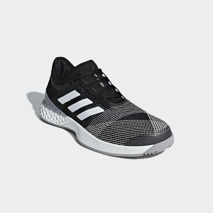 Adizero Ubersonic 3.0 Shoes Black 13.5 Mens | Black shoes