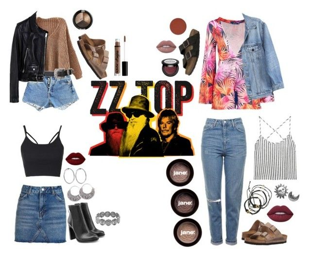 zz top concert outfits