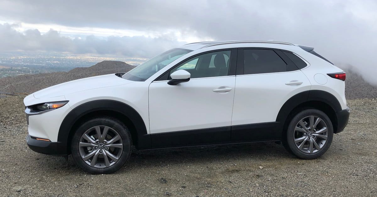 2020 Mazda Cx 30 First Drive Review Premium Yet Affordable