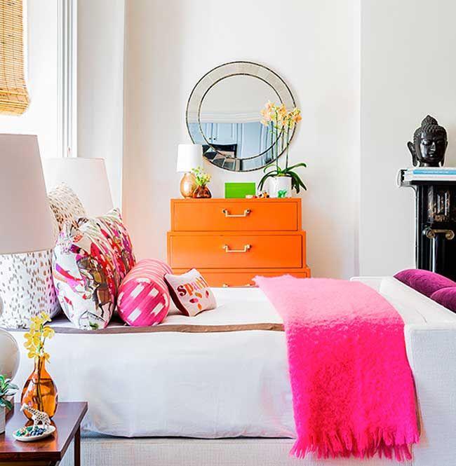 Viviendo con mucho estilo y color en 55 m2 · Living with style and - Ideas Con Mucho Estilo