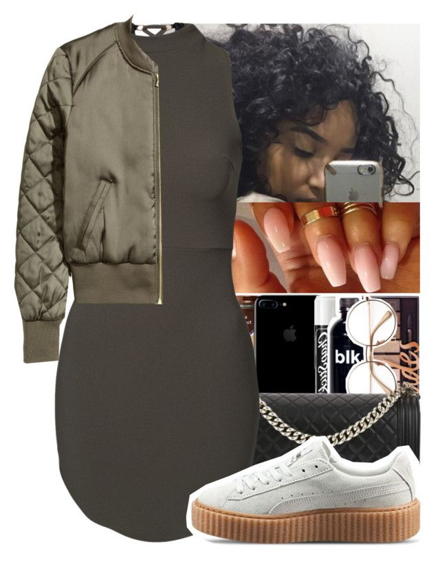"""""""😍"""" by princessjolie ❤ liked on Polyvore featuring Puma"""