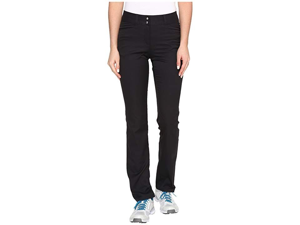 adidas Golf Essentials Pants Black Womens Workout Never forget the Essentials when hitting the links adidas Golf delivers products that help players of all skill levels r...