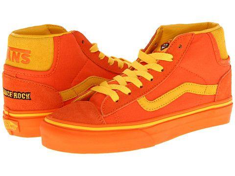 Rock DJ Lance Rock s Yo Gabba Gabba Shoes  12c2943ad