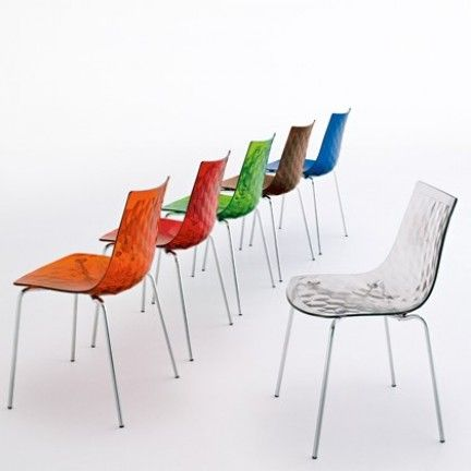 Sedia #Ice @Calligaris | Calligaris | Chair, Dining chairs, Furniture