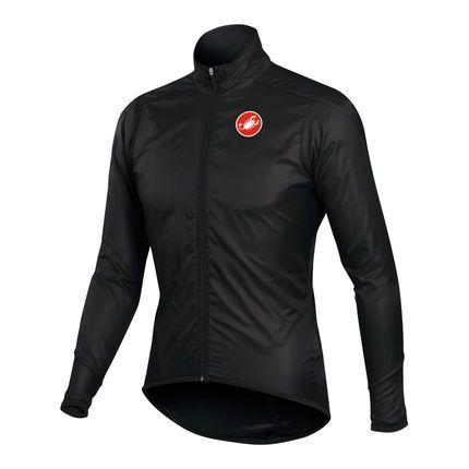 Wiggle | Castelli Squadra Long Water Resistant Jacket | Cycling Waterproof Jackets