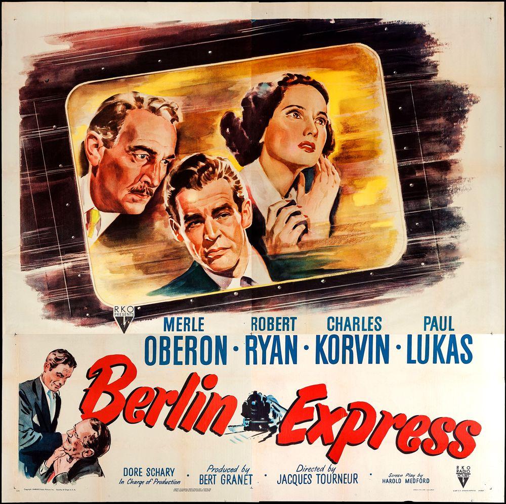 Berlin express 1948 classic movie posters 1940s thru 1960s berlin express 1948 planetlyrics Choice Image