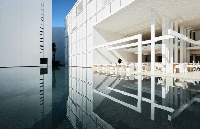 Mar Adentro Cabos Hotel LUXURY resort & residences in Mexico. - MEM chair #luxuryhotel #luxuryresort #luxuryresidence