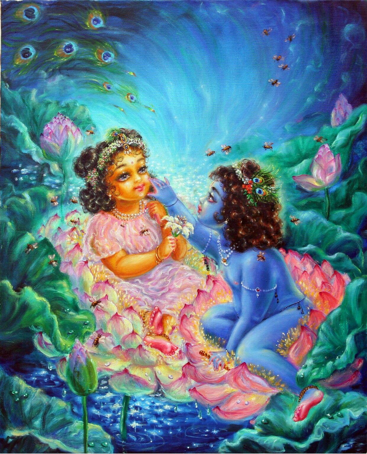 Открытка с днем рождения кришнаиту, фоны открытки