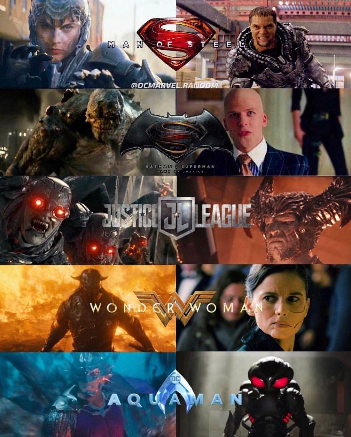 Dceu And Villains Legion Of Superheroes Marvel Dc Comics Dc Superheroes