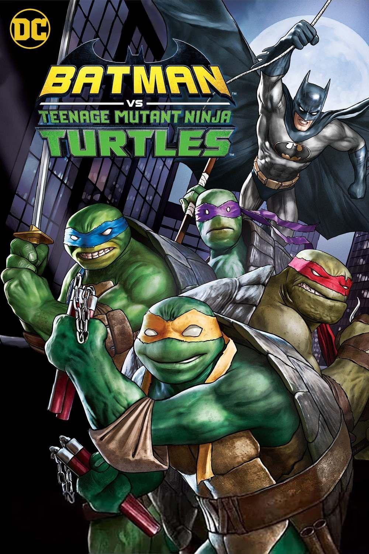 Batman Vs Teenage Mutant Ninja Turtles Com Imagens Batman Vs