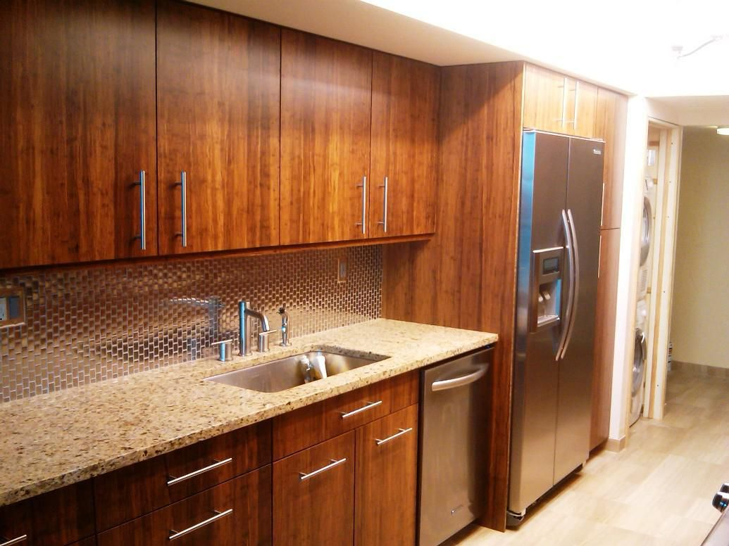 Quality Bamboo Kitchen Cabinets Finish Bamboo Kitchen Cabinets Bamboo Cabinets Home Depot Kitchen