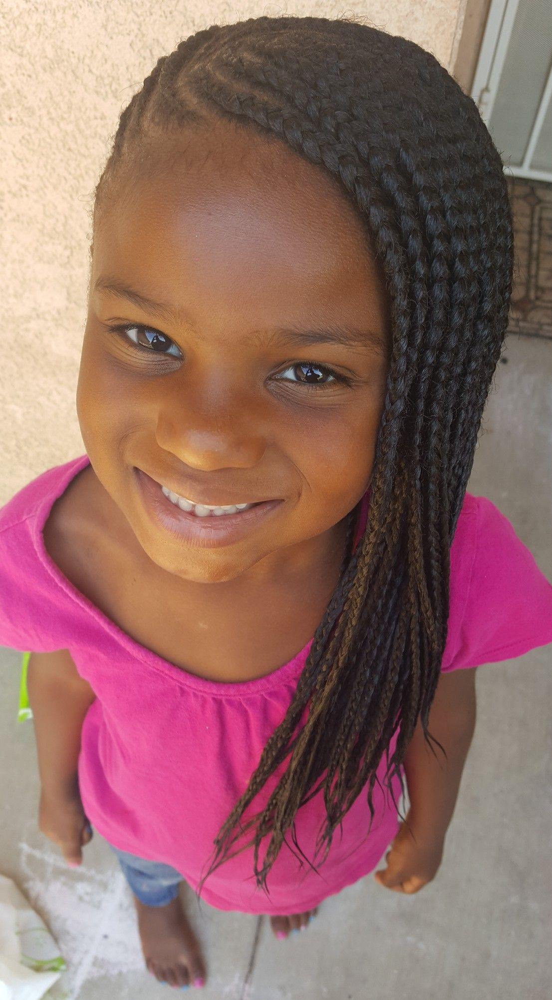 Lemonade Braids For Kids Hair Styles In 2019 Natural