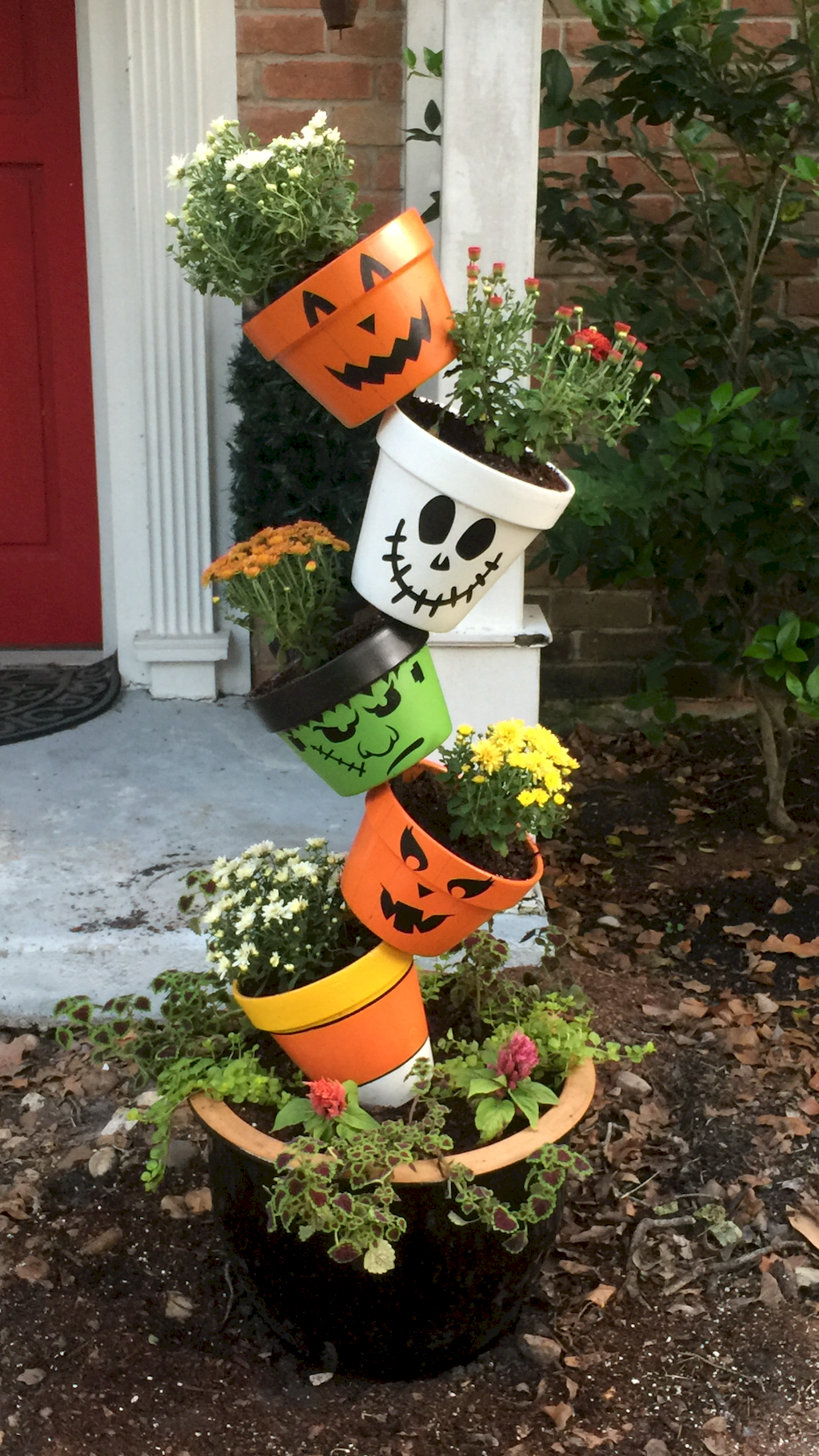 DIY Halloween Wreaths Ideas – Cute Outdoor Halloween Decorations