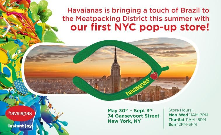 b60f835355b32b New York Pop-Up Store Banner