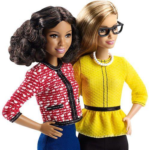 """Barbie Brunette President, Blonde Vice President Dolls 2 Pack - Mattel Girls - Toys """"R"""" Us"""