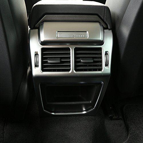 ICYMI: Intérieur de voiture Accessoires arrière Climatisation Outlet ...
