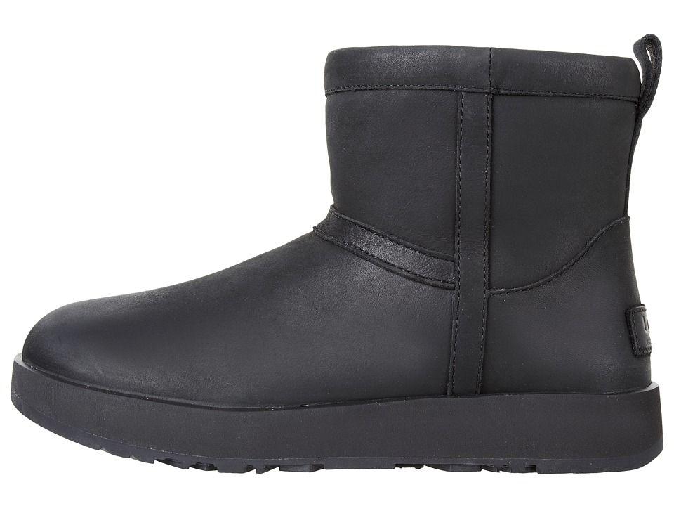 2fd9933b901 UGG Classic Mini L Waterproof Women's Boots Black | Products | Ugg ...