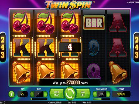 Ставок twin spin твин спин игровой автомат леон онлайн