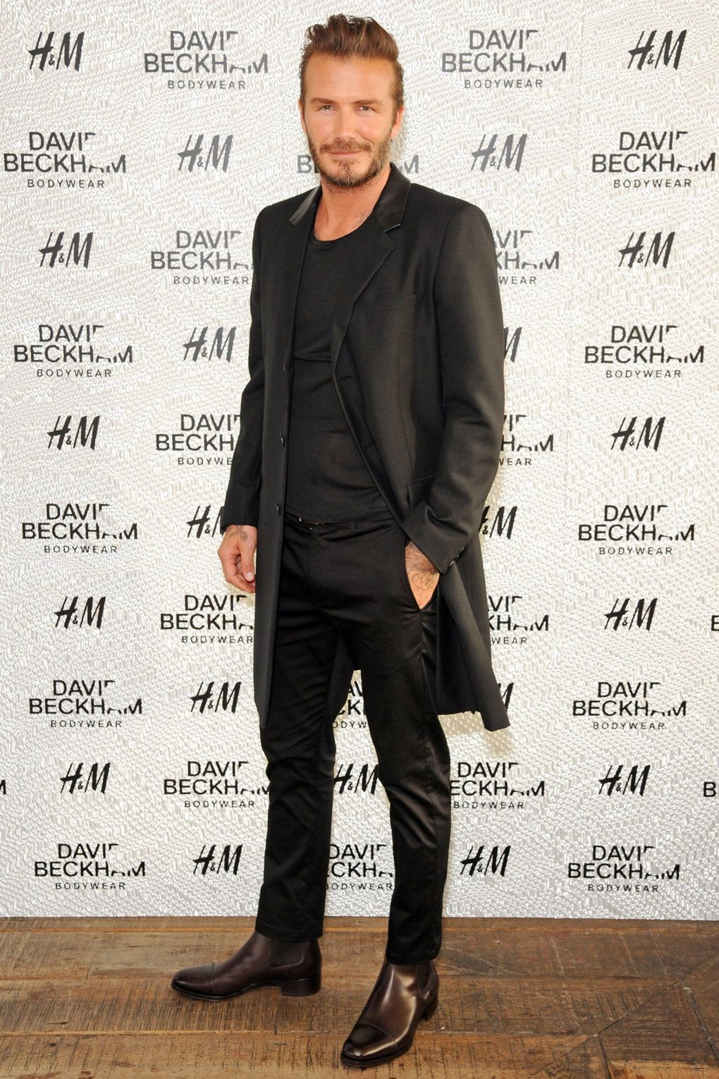 outlet store 6f2ac 60252 From footballer to fashion icon, look back at David Beckhams style history