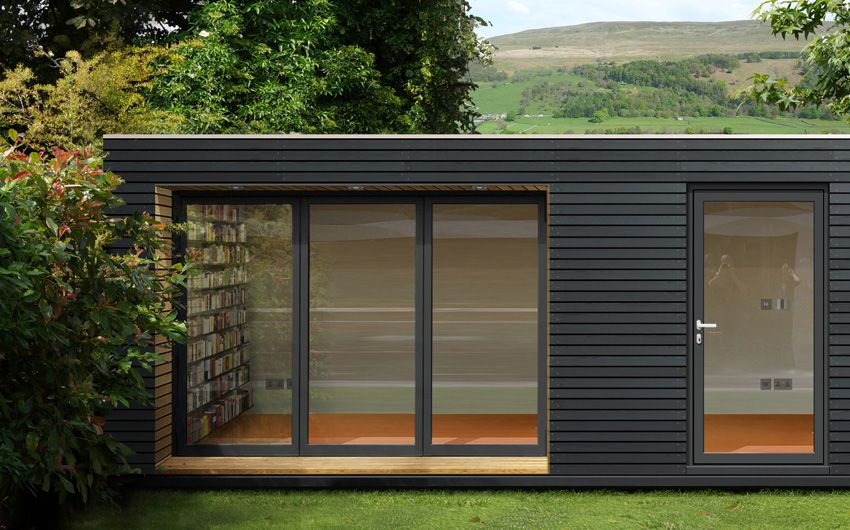 Bespoke Buildings & Office Pods Designed By Pod Space