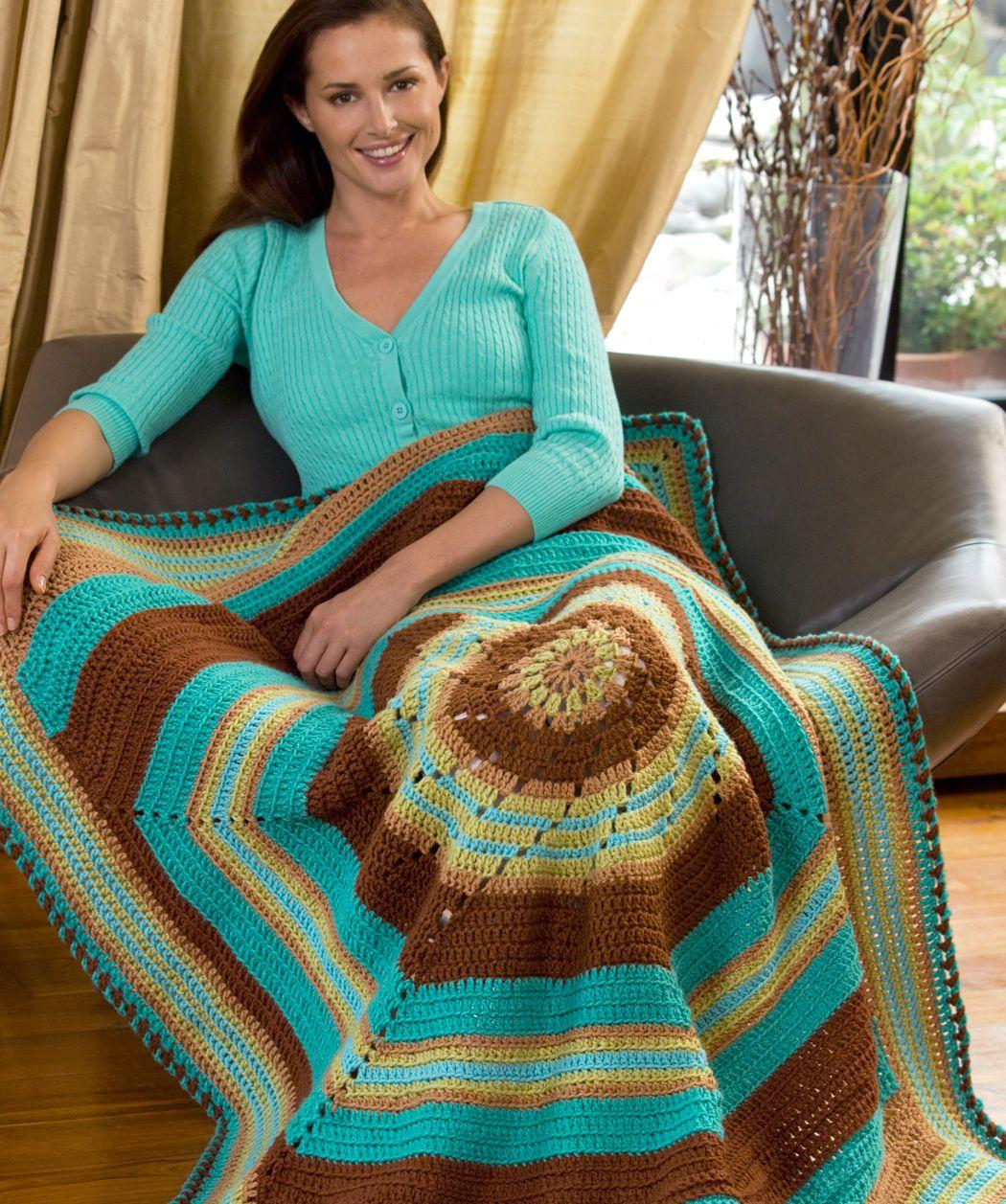 Twist turn throw crochet pattern crochet patterns pinterest twist turn throw by ann regis free crochet pattern redheart bankloansurffo Choice Image