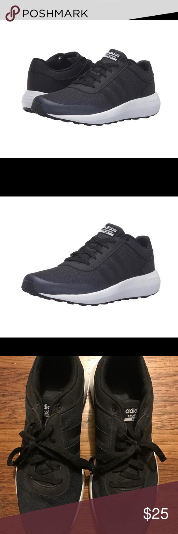 Adidas Neo Cloudfoam Corsa Scarpe Adidas E Scarpe Da Corsa,