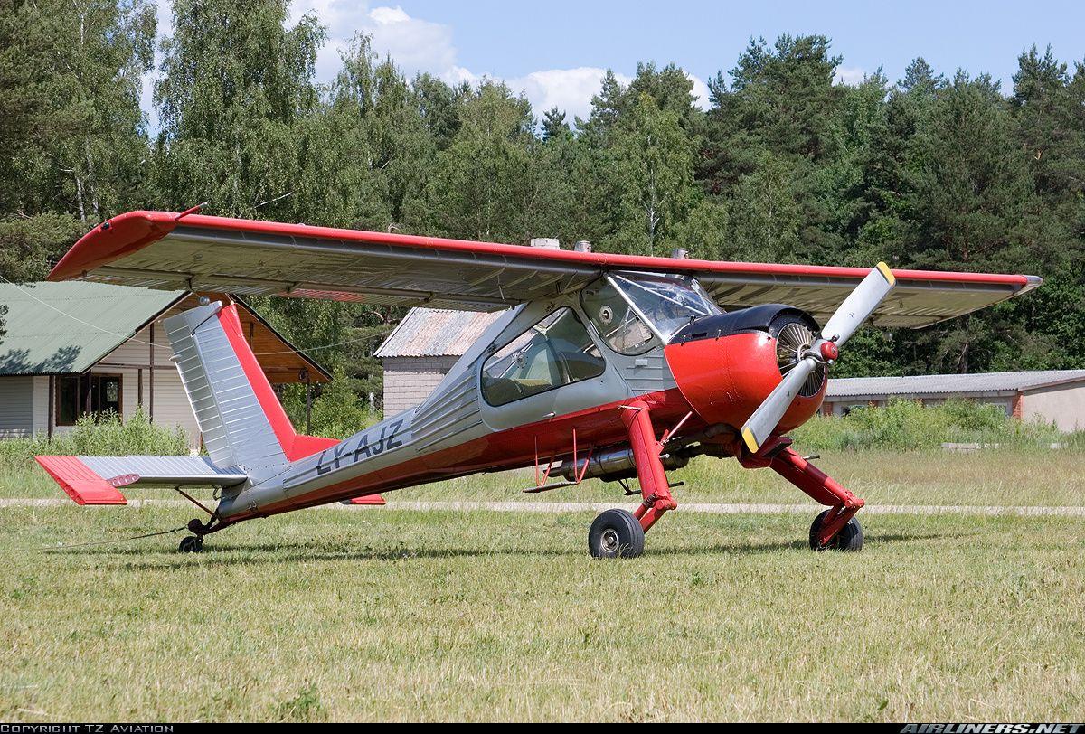 PZL-Okecie PZL-104 Wilga-35A in Kartena! | Planes | Aviation, Bush