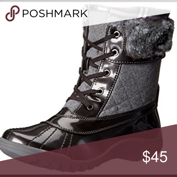 good outlet on sale for whole family Anne Klein Grania Sports Boots Pewter Snow 6.5 Brand: Anne Klein ...