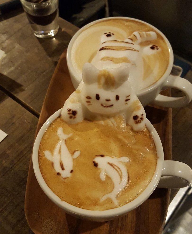 Смешные картинки на кофейную тематику