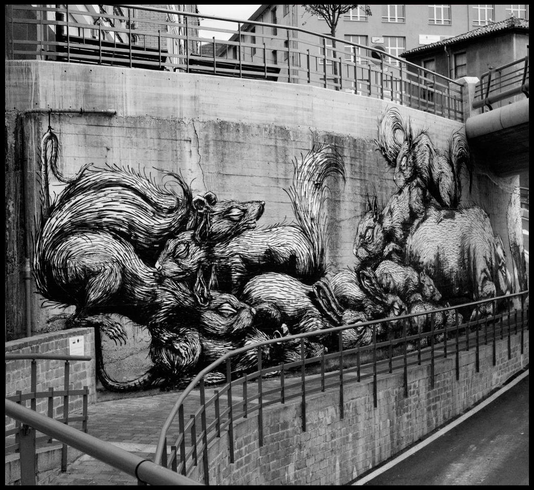 Street art in santander spain carpe diem pinterest santander