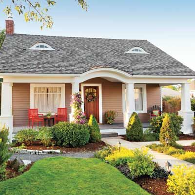 Curb Appeal Makeovers House Exterior Curb Appeal Yard