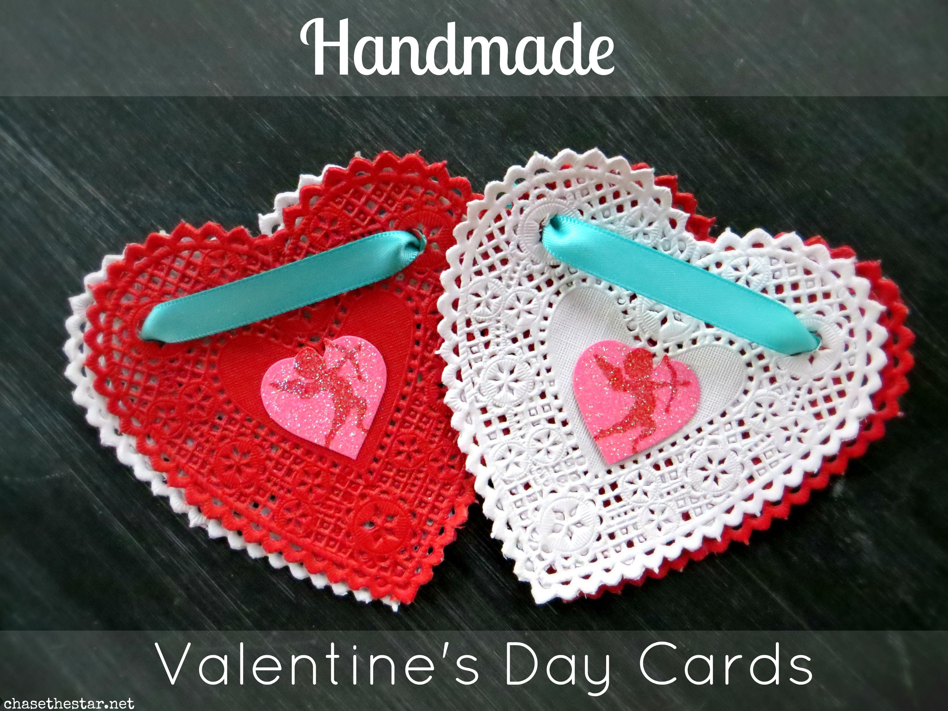 DIY Valentines CardsChase the Star – Valentine Day Cards Handmade
