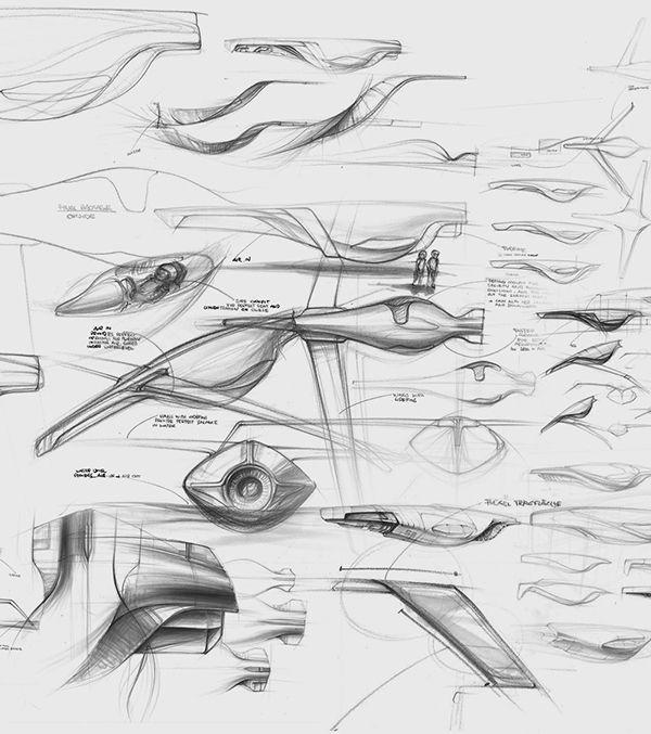 Speedboat Concept on Behance