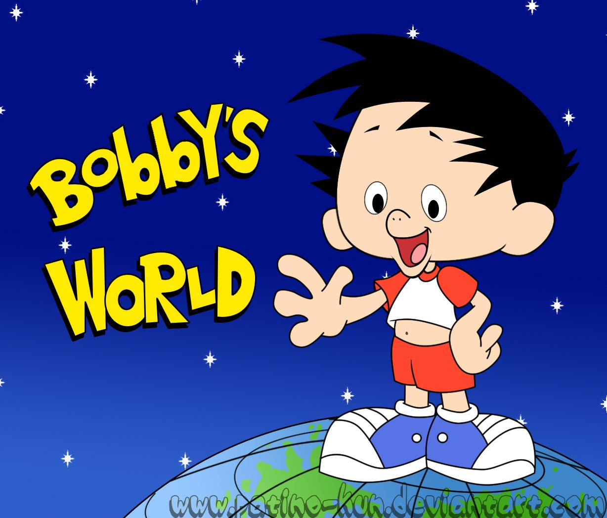who didnt grow up with bobbys world when i was a young warthog