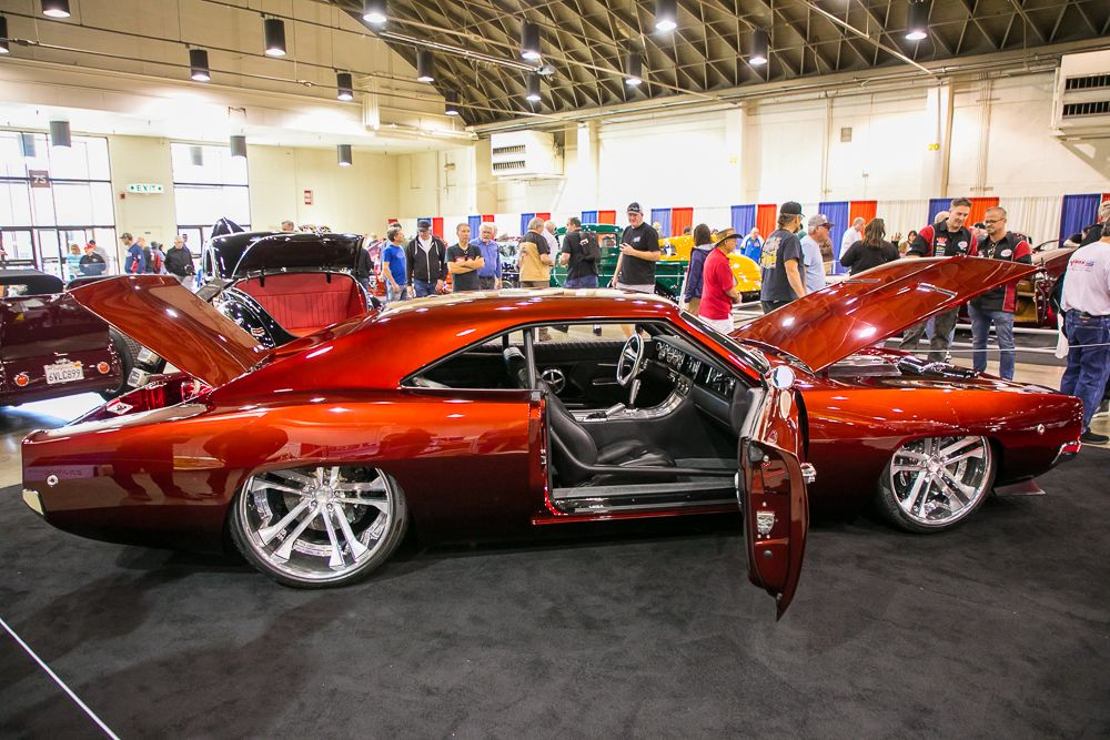 Grand National Roadster Show Photo Coverage Modern Hot Rods - Hot rod show 2018