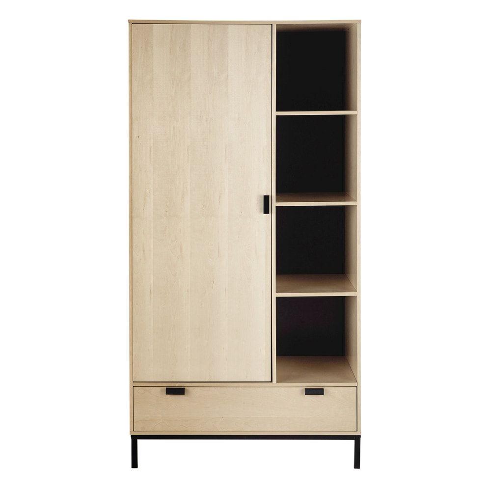 Wardrobe W 98cm | For the Home | Pinterest | Libreros