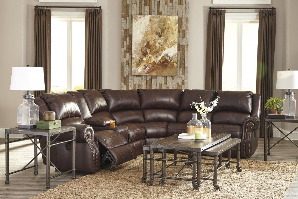 The Collinsville 6 Piece Reclining Power Sectional From Furniture Factory Outlet You Worked - Factory Clearance Garden Furniture