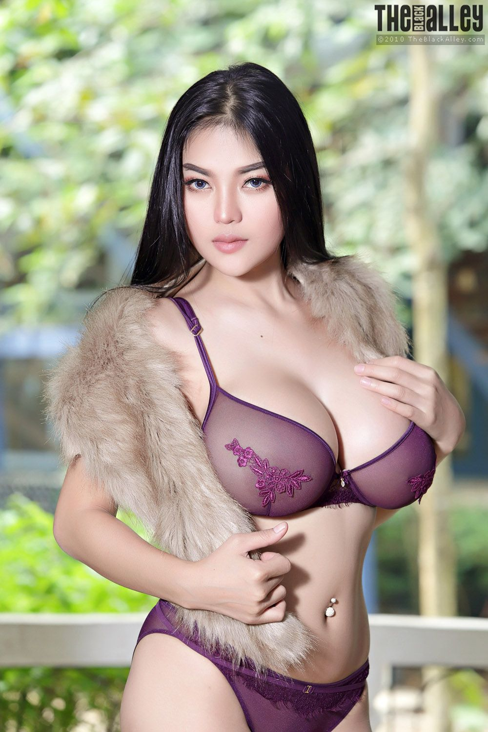 Agree, Busty asian lingerie