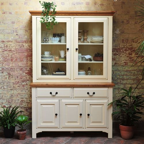 westbury painted kitchen dresser - Kitchen Dresser