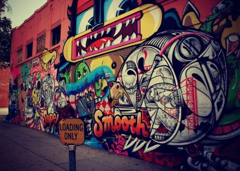 94 Gambar Grafiti Keren Di Buku Terbaik