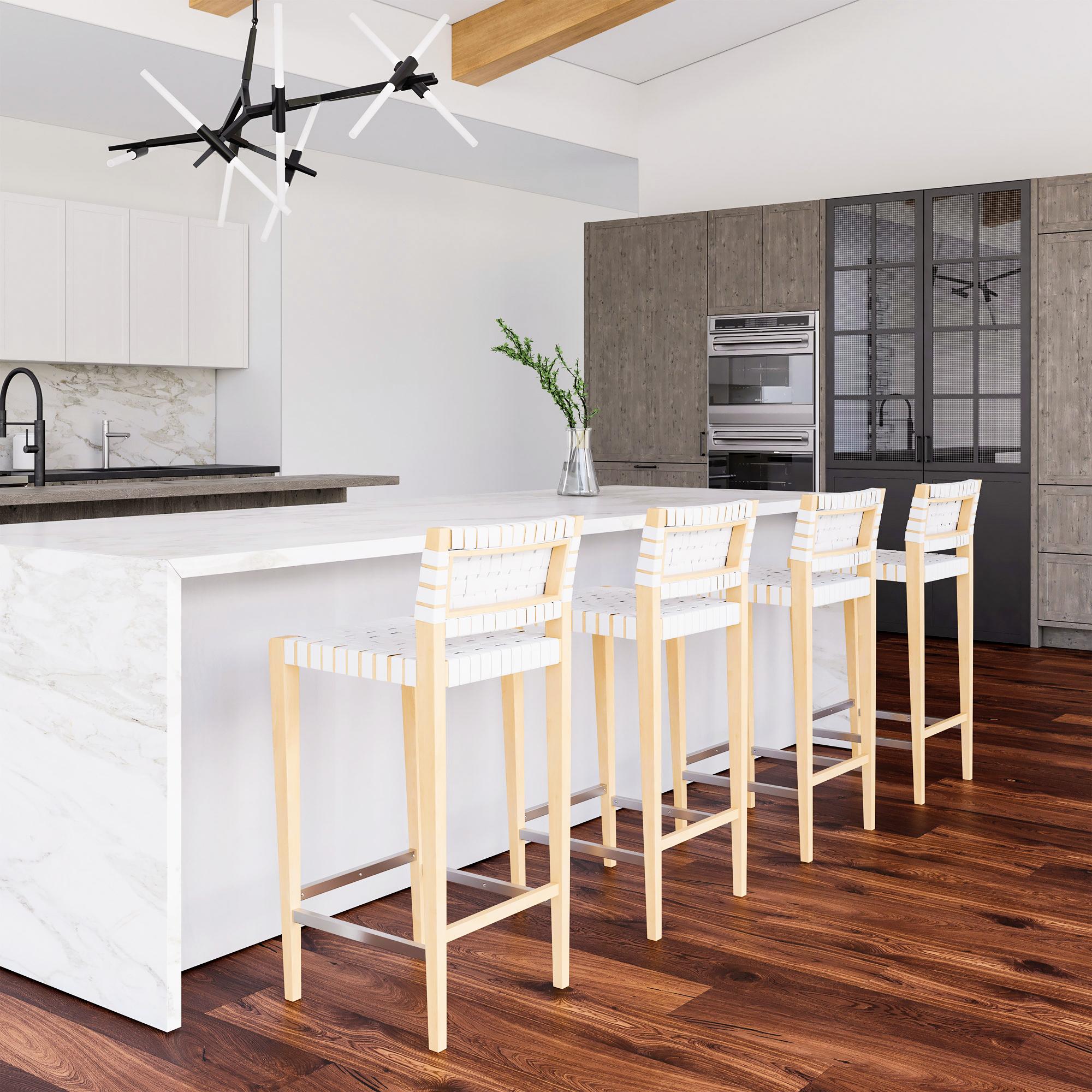 Risom Counter Stool Counter Stools Interior Design Kitchen Kitchen Remodel